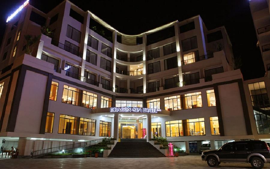 Khách sạn Dragon Sầm Sơn về đêm