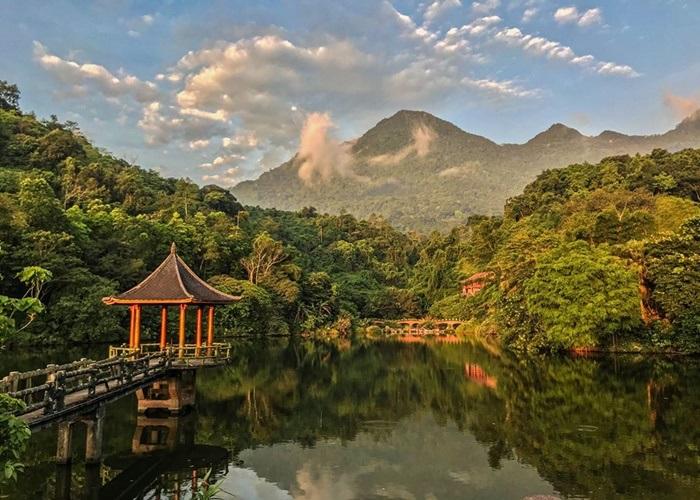 Vườn địa đàng chốn nhân gian Thiên Sơn Suối Ngà