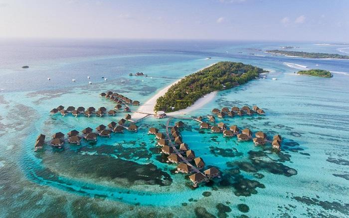Thiên đường du lịch Maldives cho những tín đồ đam mê du lịch