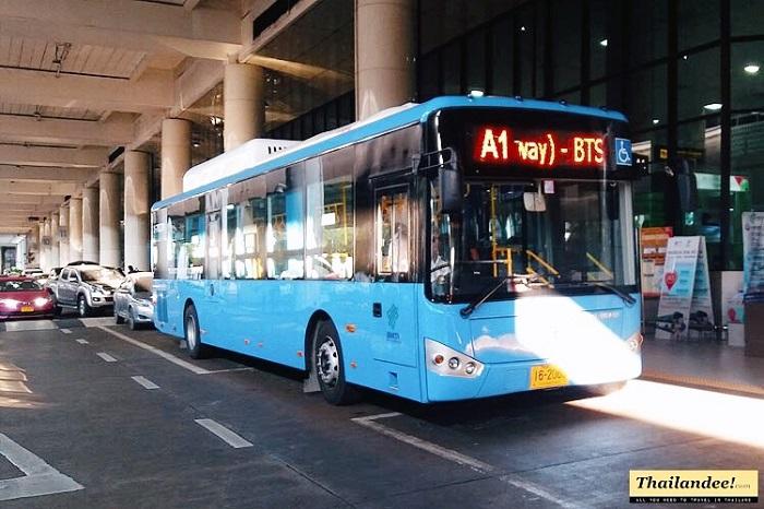 Xe bus A1 đến Morchit Bus Station