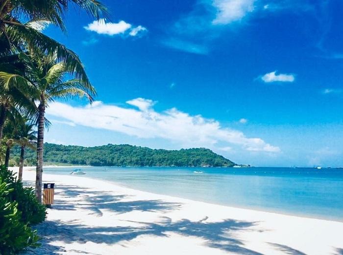 Bãi Dài - bãi biển thơ mộng nhất Phú Quốc