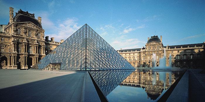 Kiến trúc ấn tượng, độc đáo tại bảo tàng Louver