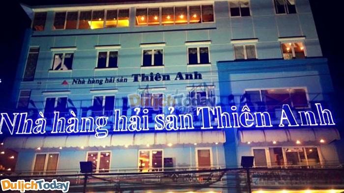 Nhà hàng Hải sản Thiên Anh (Bãi Cháy)