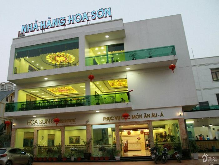 Nhà hàng Hoa Sơn - Bãi Cháy (Hạ Long)