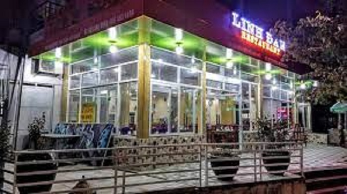 Nhà hàng Linh Đan - lựa chọn của nhiều du khách khi đến bãi biển Bãi Cháy (Quảng Ninh)