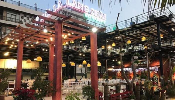 Nhà hàng Mái Lá Làng Chài -Sầm Sơn
