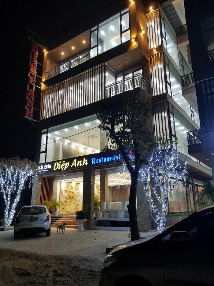 Nhà hàng hải sản Diệp Anh - Sầm Sơn