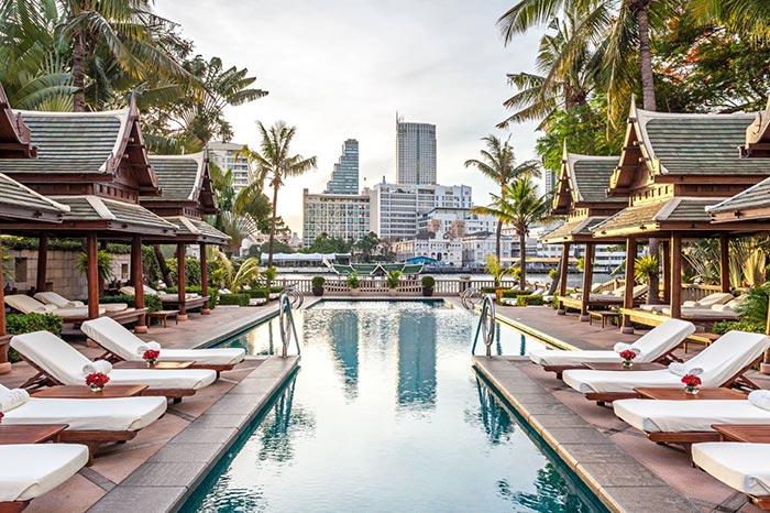 Chi phí nhà nghỉ, khách sạn tại Thái Lan phụ thuộc vào địa điểm, vị trí du khách lưu trú