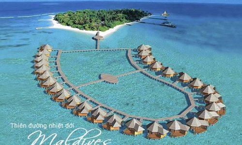"""Lời giải đáp cho câu hỏi """"Đi Maldives có cần xin Visa không?"""""""