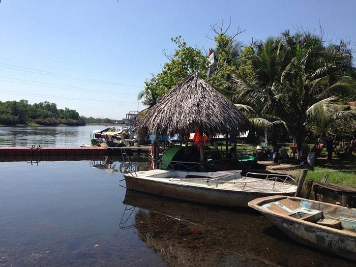 Bọ Cạp Vàng là khu du lịch sinh thái lớn nhất Đồng Nai