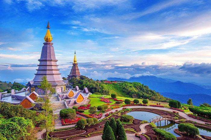 Điểm tham quan tại Thái Lan thu hút sự quan tâm của đông đảo du khách
