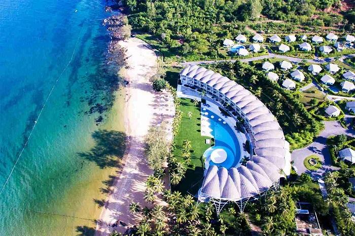 Mọi người đều thích lựa chọn khách sạn bên bờ biển