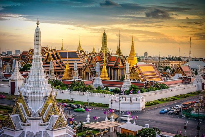 Du lịch Thái Lan - xứ sở Chùa Vàng