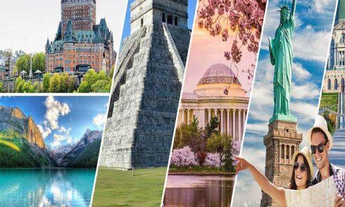 Địa điểm du lịch nên đến vào tháng 4
