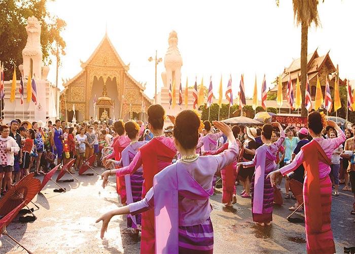 Trải nghiệm văn hóa độc đáo của người dân Thái Lan