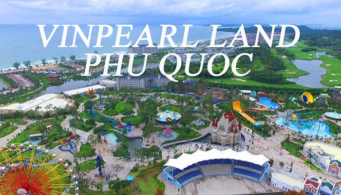 Vinpearl Land với tổ hợp trò chơi giải trí hấp dẫn du khách